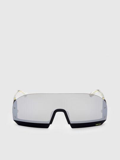Diesel - DL0336, Blanco - Gafas de sol - Image 1