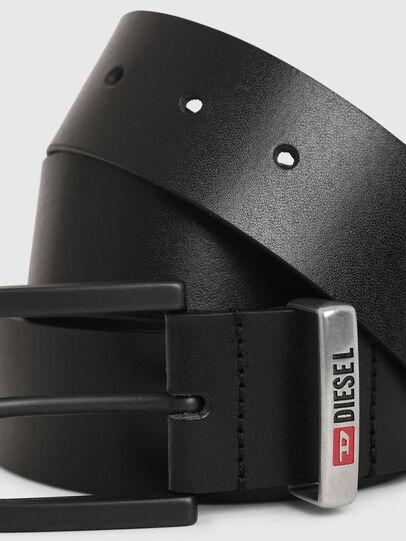 Diesel - B-CASTEL, Negro - Cinturones - Image 2