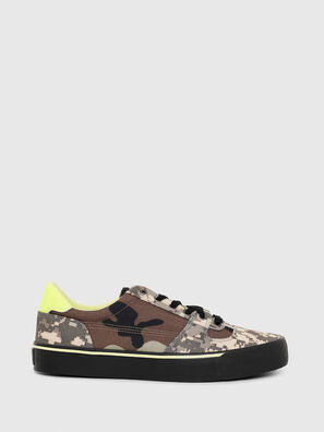 S-FLIP LOW, Marrón militar - Sneakers
