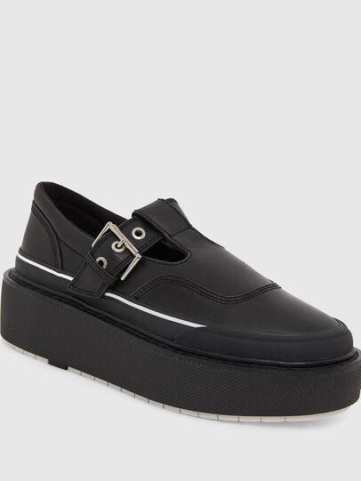 Diesel - H-SCIROCCO BA, Negro - Sneakers - Image 4