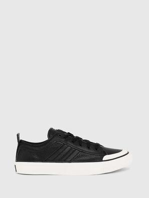 S-ASTICO LOW LOGO, Negro - Sneakers