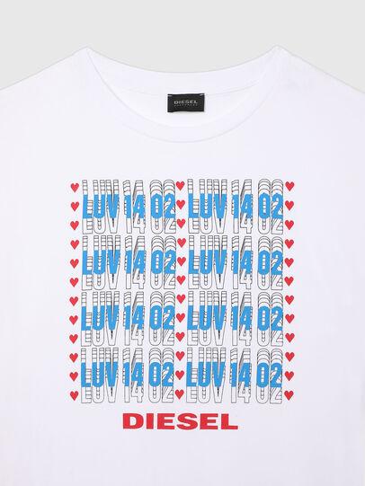 Diesel - UMLT-DIEGOS-J, Blanco - Tops - Image 3