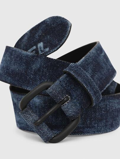 Diesel - B-DEDENIM, Blue Jeans - Cinturones - Image 2