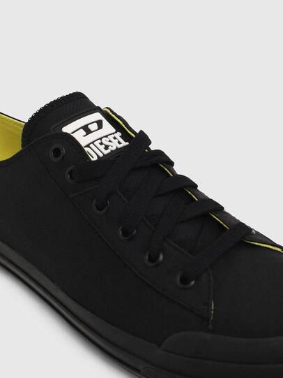 Diesel - S-ASTICO LOW CUT, Negro - Sneakers - Image 4