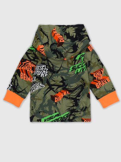 Diesel - TIRONDAB, Verde Militar - Camisetas y Tops - Image 2