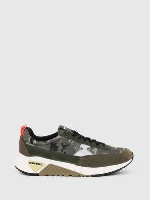 S-KB LOW LACE II, Verde Camuflaje - Sneakers