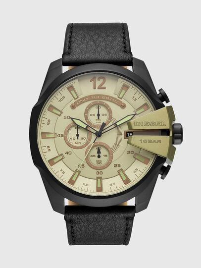 Diesel - DZ4495, Negro/Verde - Relojes - Image 1