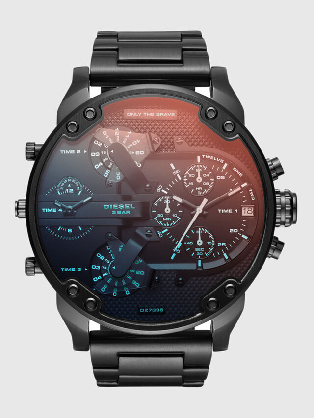 Diesel - DZ7395, Negro - Relojes - Image 1