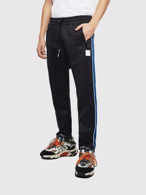 P-YEGOX, Negro/Azul - Pantalones
