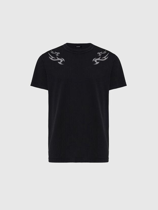 T-DIEBIND, Negro - Camisetas