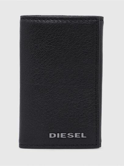 Diesel - KEYCASE O, Negro - Joyas y Accesorios - Image 1