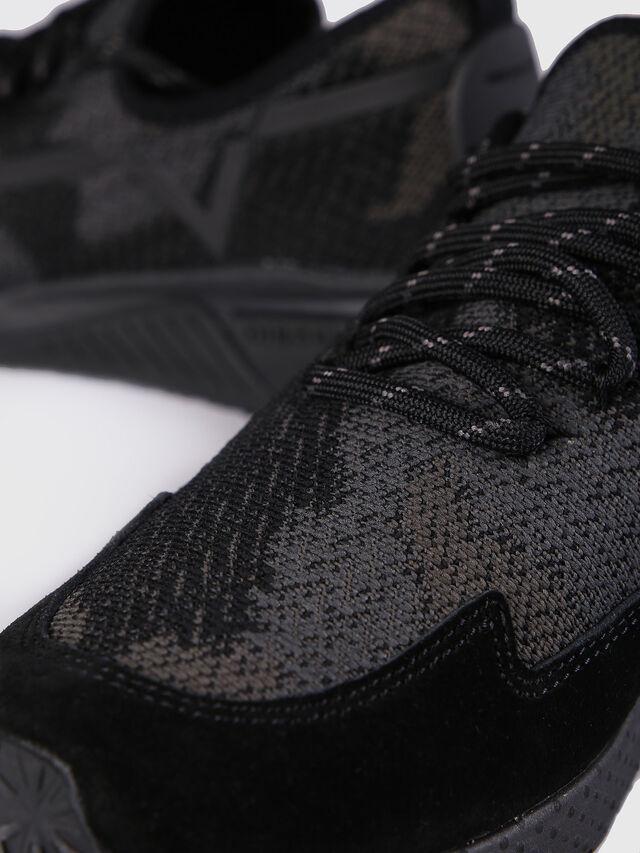 Diesel - S-KBY, Negro - Sneakers - Image 6