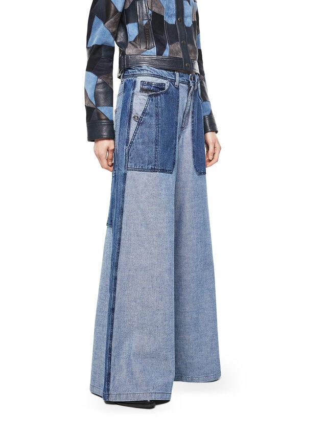 Diesel - TYPE-1907, Blue Jeans - Vaqueros - Image 3
