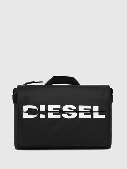 Diesel - F-BOLD MESSENGER II, Negro - Bolso cruzados - Image 1