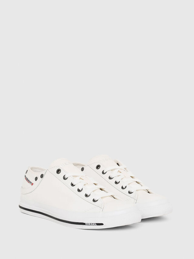 Diesel EXPOSURE IV LOW  W, Blanco - Sneakers - Image 2