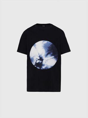 T-MOONY-X2, Negro - Camisetas