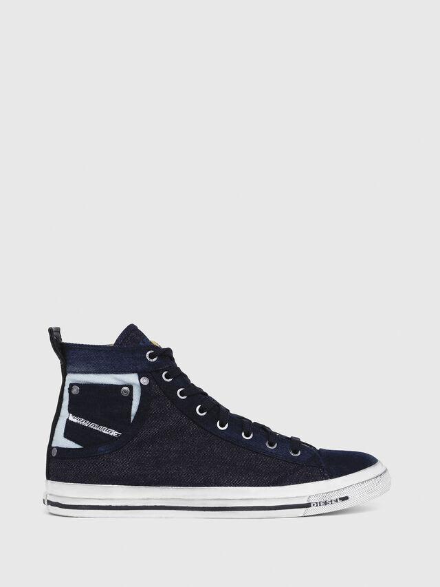 Diesel - EXPOSURE I, Azul Oscuro - Sneakers - Image 1