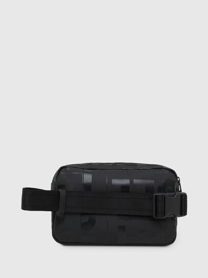 Diesel - X-BOLD BELTBAG, Negro - Bolsas con cinturón - Image 2