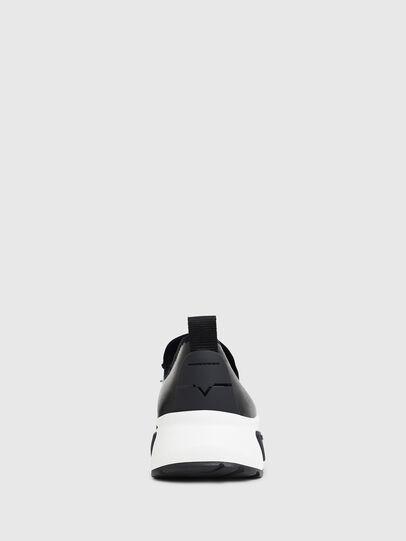 Diesel - S-KBY, Piel Negra - Sneakers - Image 6