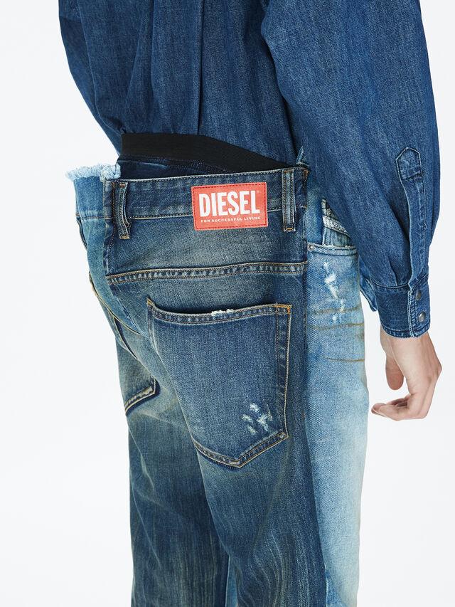 Diesel - SOPKN01, Blue Jeans - Vaqueros - Image 6