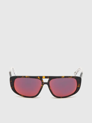 DL0306, Marrón/Blanco - Kid Gafas