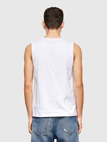 Diesel - T-OPPY, Blanco - Camisetas - Image 2