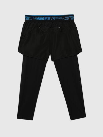 Diesel - UMLB-FAUST, Negro - Pantalones - Image 2