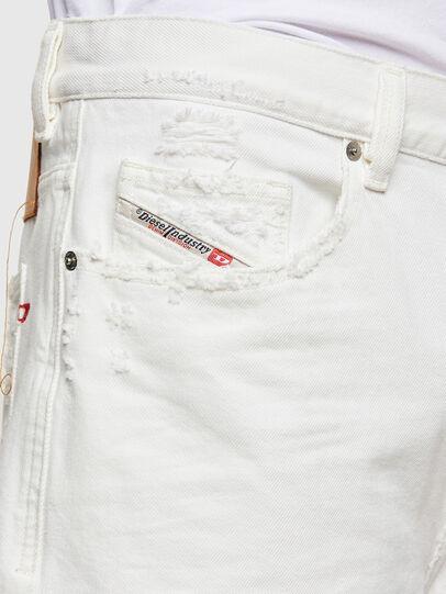 Diesel - D-MACS-SHORT, Blanco - Shorts - Image 5