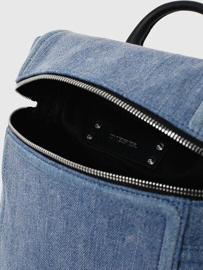 Diesel - ERACLEA II, Blue Jeans - Mochilas - Image 7