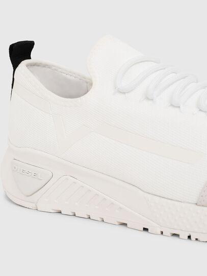 Diesel - S-KBY STRIPE, Blanco - Sneakers - Image 4