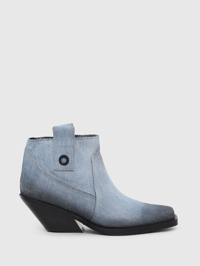 Diesel - D-GIUDECCA MAB, Blue Jeans - Botines - Image 1