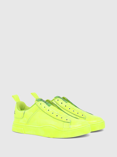 Diesel - S-CLEVER SO W, Amarillo - Sneakers - Image 2
