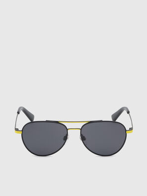DL0291, Negro/Amarillo - Kid Gafas