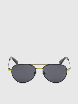 DL0291, Negro/Amarillo - Kid Gafas