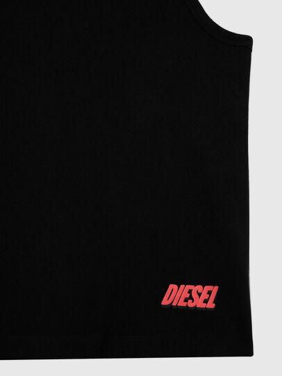 Diesel - UMTK-LOCO-ELAS, Negro - Tops - Image 3