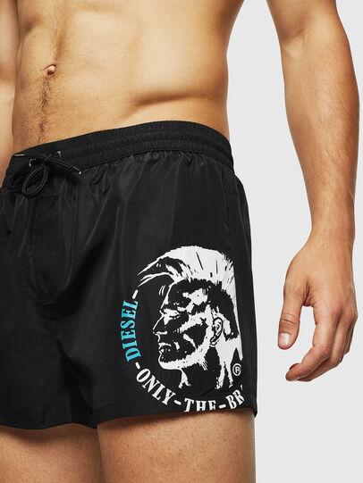 Diesel - BMBX-SANDY 2.017, Negro - Bañadores boxers - Image 3