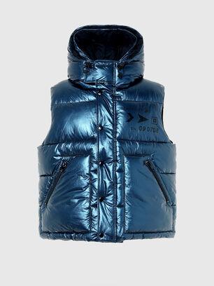 W-SELLERS, Azul - Chaquetones de invierno