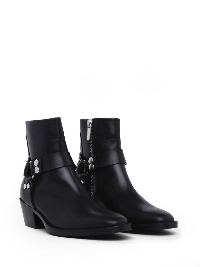Diesel - SS19-3, Negro - Zapatos de vestir - Image 2