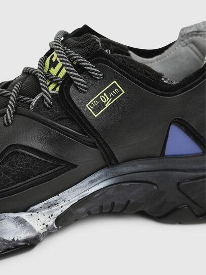 Diesel - S-KIPPER SP, Negro - Sneakers - Image 4