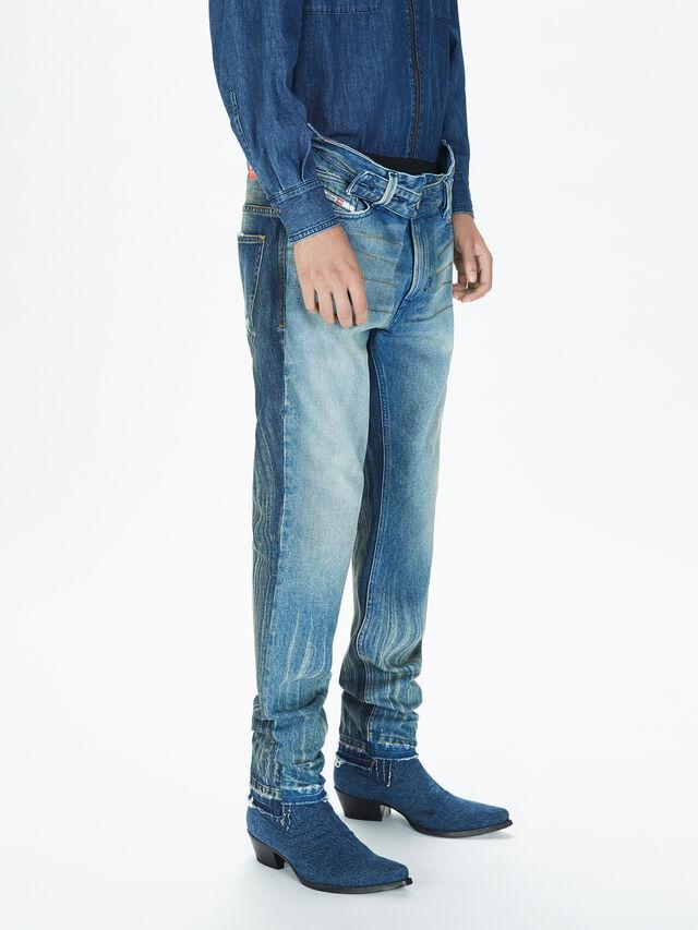 Diesel - SOPKN01, Blue Jeans - Vaqueros - Image 7