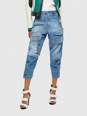 DE-MIRY, Blue Jeans - Pantalones