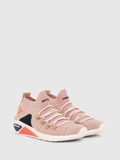 Diesel - S-KB ATHL LACE W, Rosa - Sneakers - Image 2