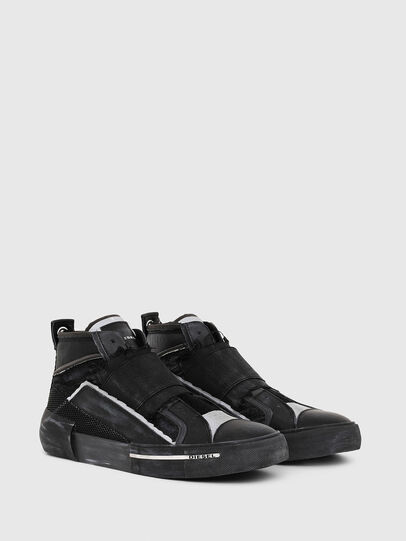 Diesel - S-DESE DEC, Negro - Sneakers - Image 2