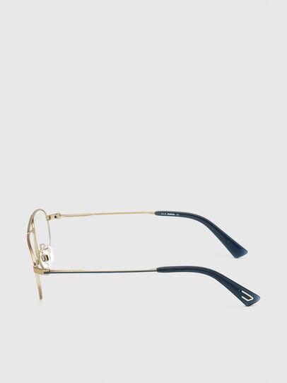 Diesel - DL5359, Oro - Gafas de vista - Image 3