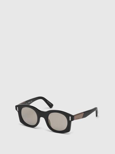 Diesel - DL0226, Negro - Gafas de sol - Image 4