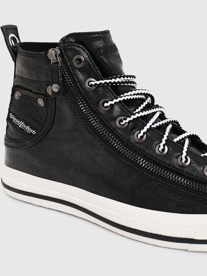 Diesel - EXPO-ZIP W, Negro - Sneakers - Image 4