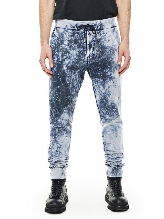 Diesel - PARAX, Azul/Blanco - Pantalones - Image 1