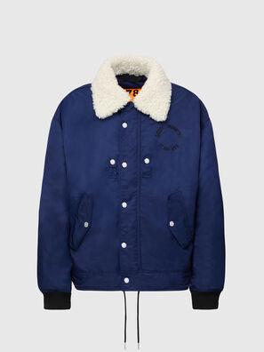 J-LEANDER, Azul - Chaquetones de invierno