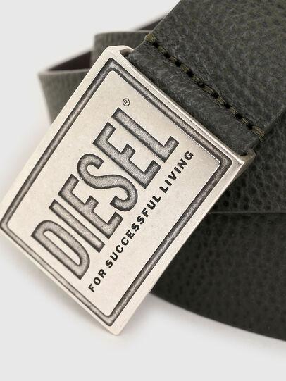 Diesel - B-GRAIN, Marrón - Cinturones - Image 2