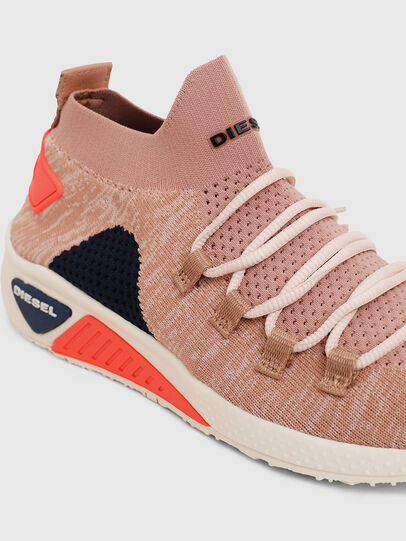 Diesel - S-KB ATHL LACE W, Rosa - Sneakers - Image 4